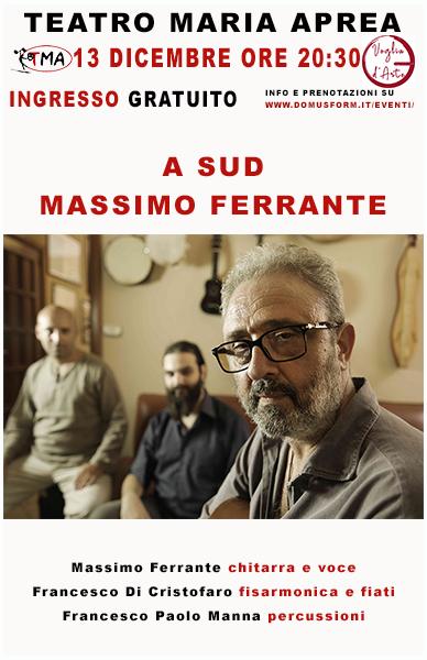 A SUD Massimo Ferrante