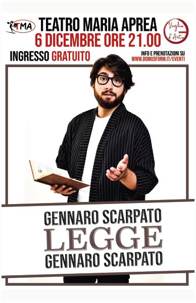Gennaro Scarpato in: Legge